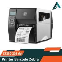 BARCODE PRINTER ZEBRA ZT-230/ ZT 230/ ZT230