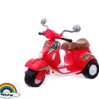 mainan anak / sepeda dorong / tricycle-mv 616 /mainan shp