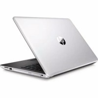 laptop Hp 14 amd ram 4gb silver