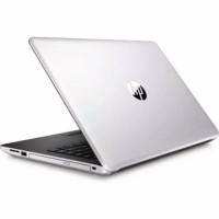 laptop Hp 14 amd ram 4gb silver