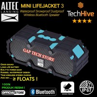 Harga altec lansing mini lifejacket 3 bluetooth wireless speaker | antitipu.com