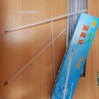 Thermometer Batang Lab Kimia alat praktikum pengukur suhu
