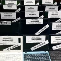 laptop bekas acer asus lenovo compaq vaio