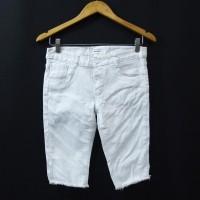 Harga di129 size s m limited denim celana pendek jins import second | Hargalu.com