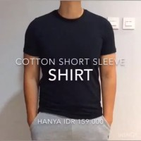 UNDER ARMOUR Cotton Short Sleeve Shirt Kaoa Under Armour Pria c4260f86fe