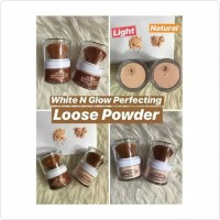 White N Glow Perfecting Loose Powder