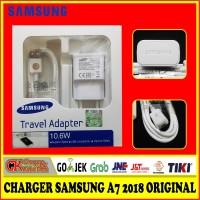 Charger Casan Samsung Galaxy A7 2018 Adaptor Original 100%
