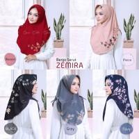 Hijab Bergo Serut Zemira