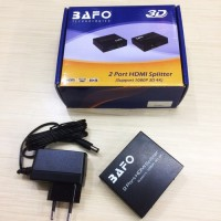 BAFO 2 PORT HDMI SPLITTER
