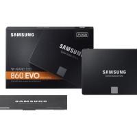 """SSD Samsung 860 EVO 250GB - SSD Internal 2.5"""" 3D Nand SATA III"""