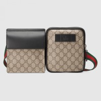 13e92dce5c3 Tas Pinggang Gucci Belt Bag GG Supreme Waist Bag   Bum Bag