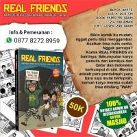 Komik Real Friends -- Kompilasi penulis dan komikus Indonesia - Qatar