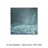 CD Jean Sebastien Simonoviez - Transe Lucide