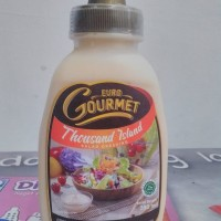 Euro Gourmet Thousand Island 290ml / Mayonaise Salad / Mayones Salad /