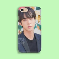 Casing HP Jin BTS Billboard Album iPhone, Samsung, Xiaomi, Oppo, LG