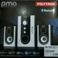 Speaker Aktif Multimedia POLYTRON PMA 9300 Bluetooth
