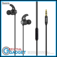 Headset Joy Dynamic Bass Earphone Mic Earbuds Original Hoco M35