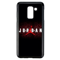 Casing Samsung Galaxy J8 2018 air jordan logo Z5227