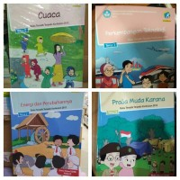 Buku Tematik SD Kelas 3 Tema 5-8