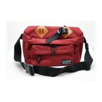 Cargo Essential Waist Bag - Red Buy 1 Get 1