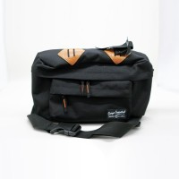 Cargo Essential Waist Bag - Black Buy 1 Get 1