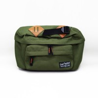 Cargo Essential Waist Bag - Olive Buy 1 Get 1