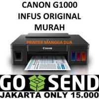 TERBARU CANON G1000 PIXMA PRINTER Murah