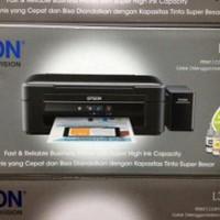 TERBARU Printer Epson L360 Print Scan Copy Infuse Pengganti L2 Diskon
