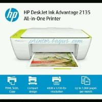 STOK TERBARU Printer all in one HP deskjet ink advantage 2135 Limited