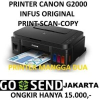 Printer Canon G2000 infus original Limited