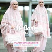 Mukena Cantik Mewah Premium Untuk Seserahan Al Gani Deswita Murah