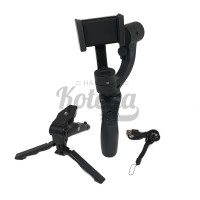 Gimbal Smooth 5 Stabilizer 3 Axis Auto HP Smartphone Android Iphone S5