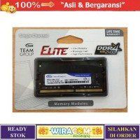 RAM Laptop Team Elite 8GB DDR4 PC19200 2400MHz SODIMM - Murah