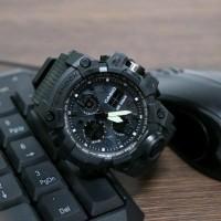 Best jam tangan G-Shock hitam kw super