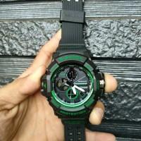 Best jam tangan pria Casio G-Shock gst list orange kw super