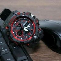 Best jam tangan G-Shock list merah kw super
