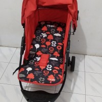 Stroller Hugo Starlight Preloved