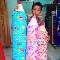 Bantal Pensil Size Jumbo 100 X 60 Cm