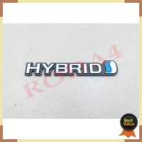 ... Harga Emblem Logo Tulisan Hybrid Besi - SPOTHARGA.COM