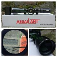 Riflescope Marcool Assailant 4,5-18x44SFL