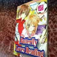 Komik / Shoujo Manga / Manhua Butterfly Loves Reading ( Min Xuan Lin )