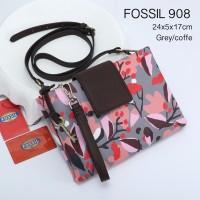 Tas FOSSIL Carly Satchel Bag Terbaru 2018 Semi Premium Original