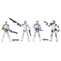 Star Wars The Black Series 6-Inch Stormtrooper 4-Pack