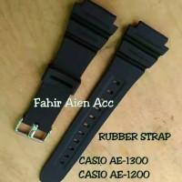 """""""Strap Casio AE1200/Tali Jam Tangan CASIO AE1200 Rubber Strap"""""""