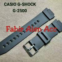 """Strap Tali Jam Tangan CASIO G-SHOCK G-2500/Tali Jam GSHOCK G2500"""
