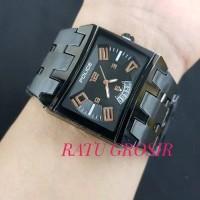 Unik jam tangan pria police stanless limitid design Limited