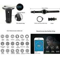 Unik Smartwatch lemfo e07 smartband waterproof IP67 anti air Limited