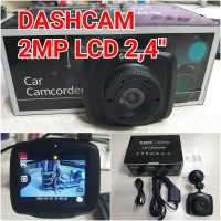 Dashcam 2MP CCTV Mobil Kamera camcorder Car DVR