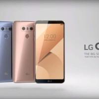 Hp LG G6 Plus Ram 4Gb Internal 128Gb Garansi Resmi