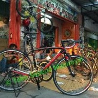 PROMO BARU READY Sepeda Balap Polygon Stratos 2 Murah